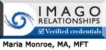 Maria Maonroe, IMAGO Relationships, Verified Credentials