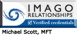 Michael Scott, IMAGO Relationships, Verified Credentials